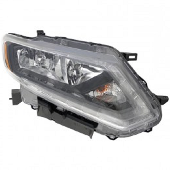 Nissan Rogue 2014 2015 2016 right passenger headlight