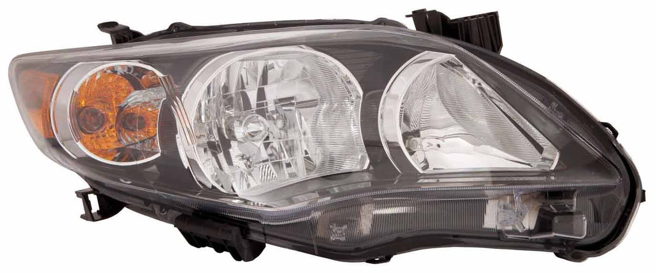 Toyota Corolla sedan 2011 2012 2013 right passenger headlight S / XRS model