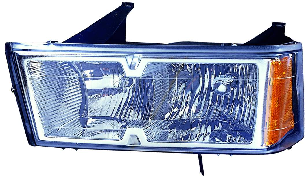 Chevrolet Colorado 2004 2005 2006 2007 2008 left driver Xtreme headlight