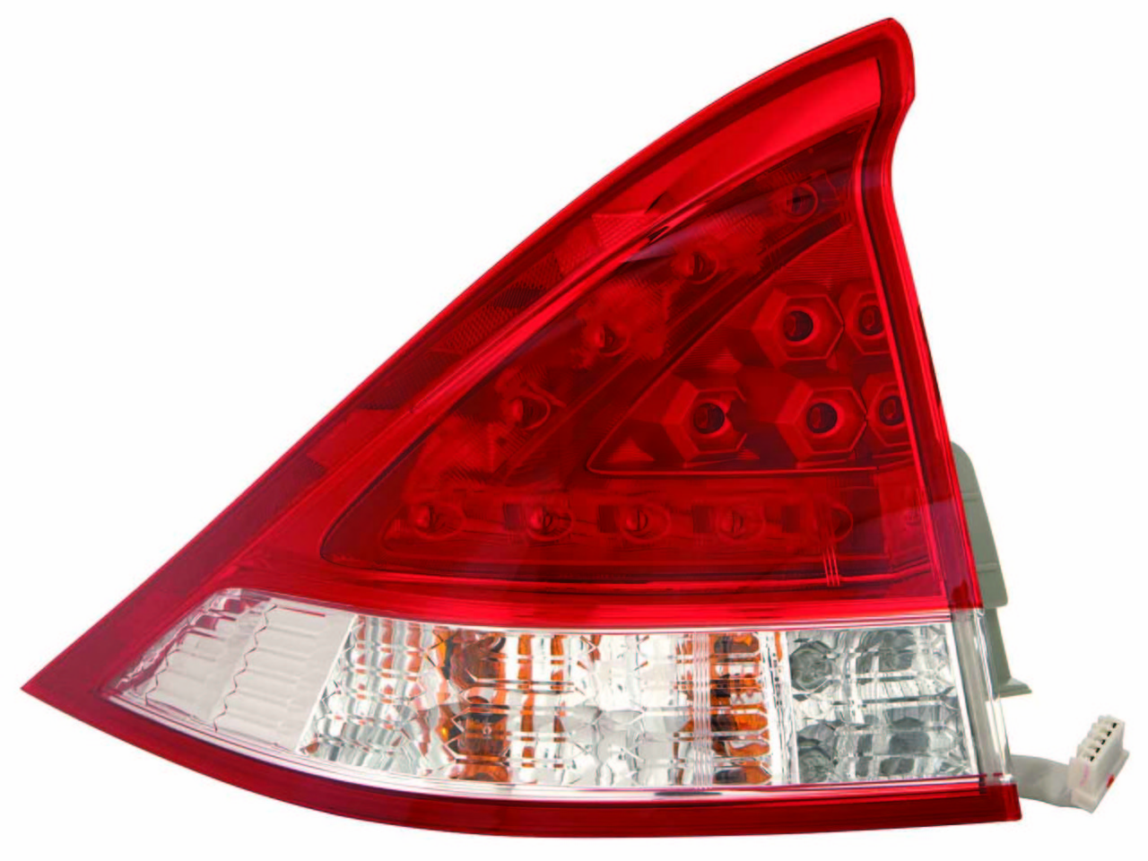 Honda Insight 2010 2011 tail light left driver