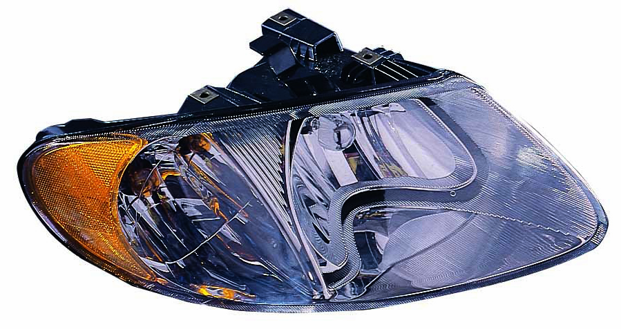 Dodge Grand Caravan 2001 2002 2003 2004 2005 2006 2007 right passenger headlight