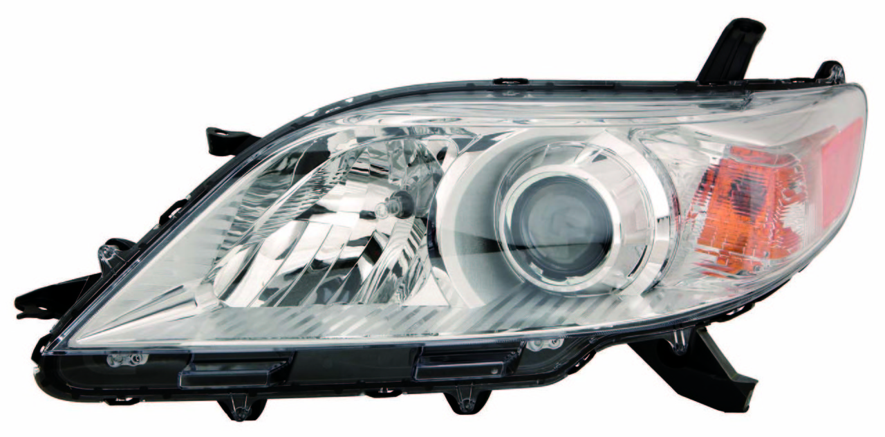 Toyota Sienna 2015 2016 2017 2018 left driver headlight L LE model