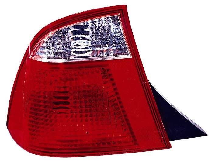 Ford Focus Sedan 2005 2006 2007 tail light left driver