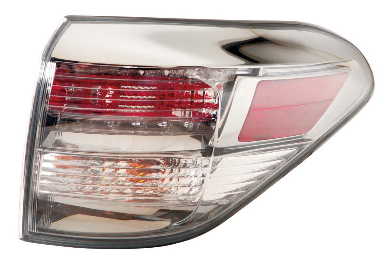 Lexus RX350 2010 2011 2012 tail light outer right passenger