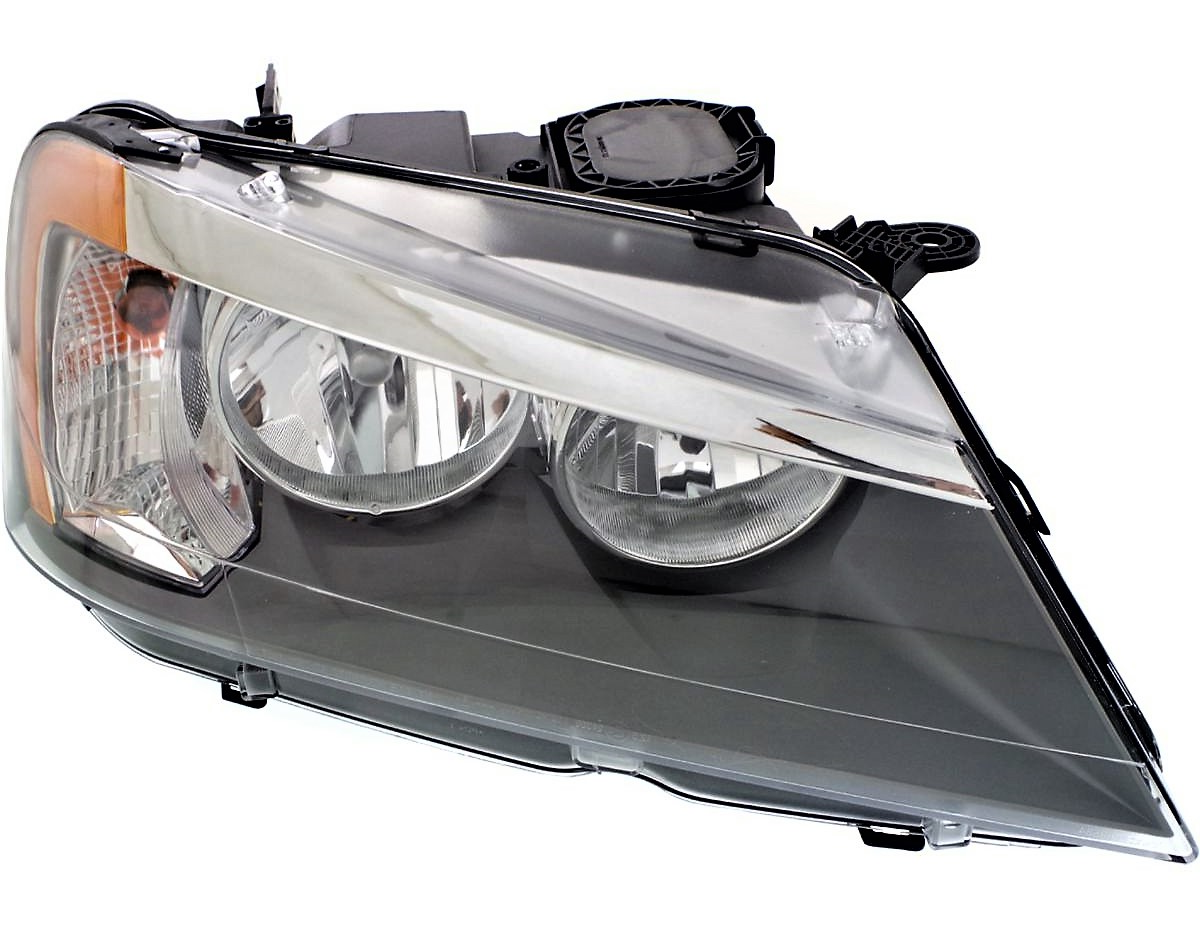 BMW X3 2011 2012 2013 2014 headlight right passenger