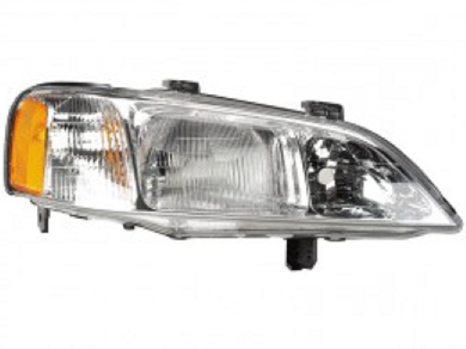 Acura TL 1999 2000 2001 right passenger headlight