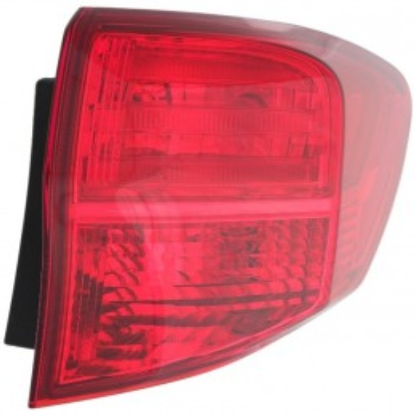 Acura RDX 2013 2014 2015 tail light right passenger