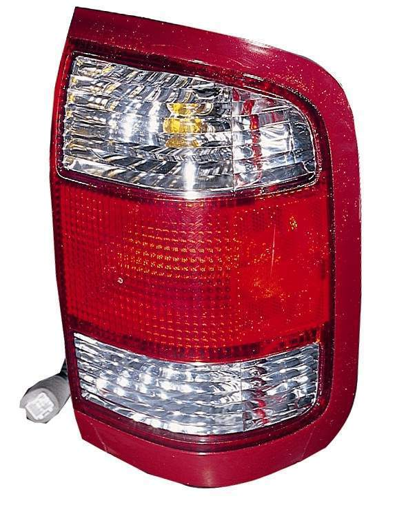 Nissan Pathfinder 1999 2000 2001 2002 2003 2004 tail light right passenger