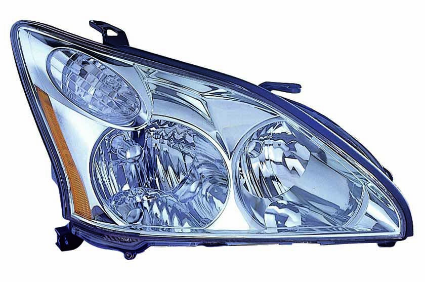 Lexus RX330 / RX350 2004 2005 2006 2007 2008 2009 right passenger headlight