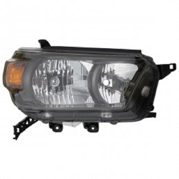 Toyota 4Runner Trail 2010 2011 2012 2013 right passenger headlight