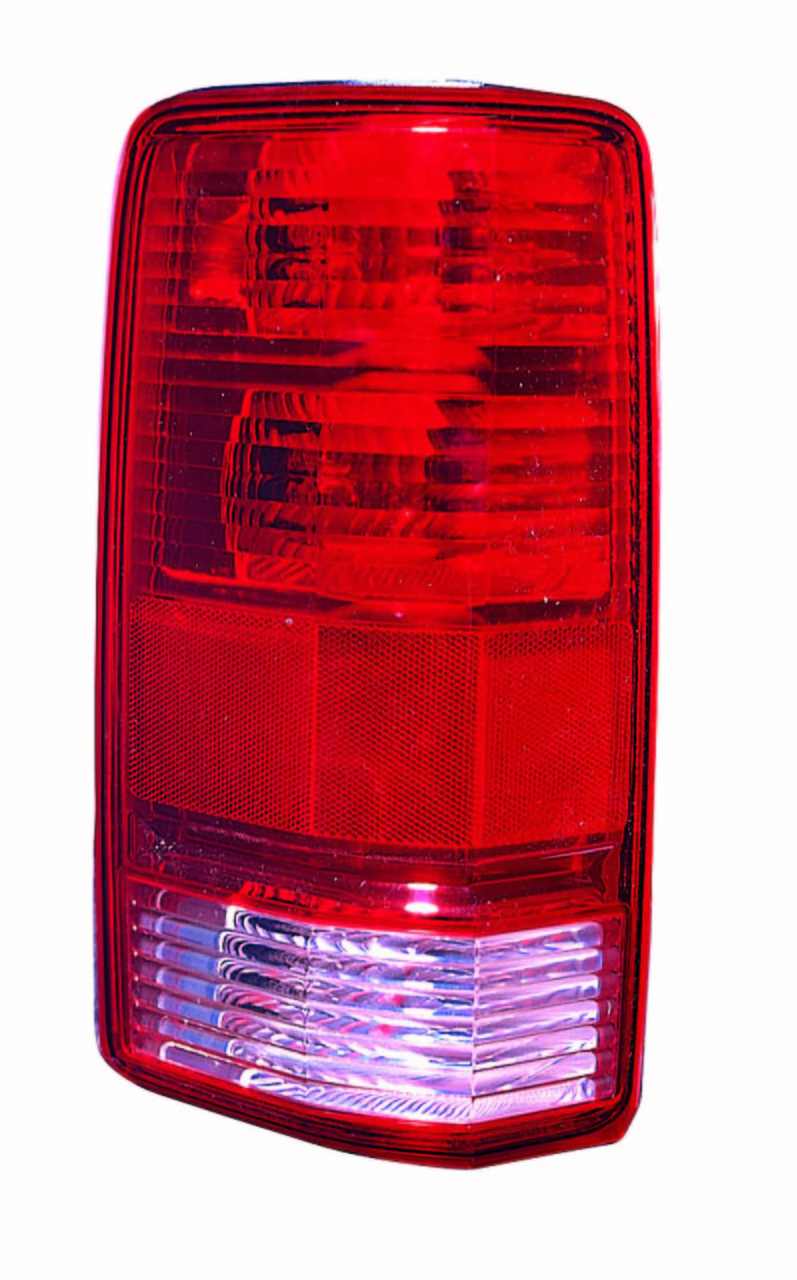 Dodge Nitro 2007 2008 2009 2010 2011 tail light left driver