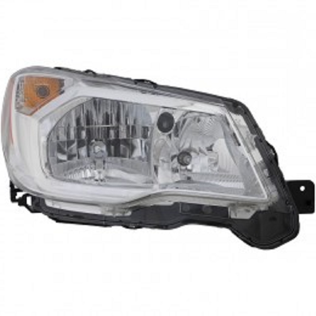 Subaru Forester 2014 2015 2016 right passenger headlight