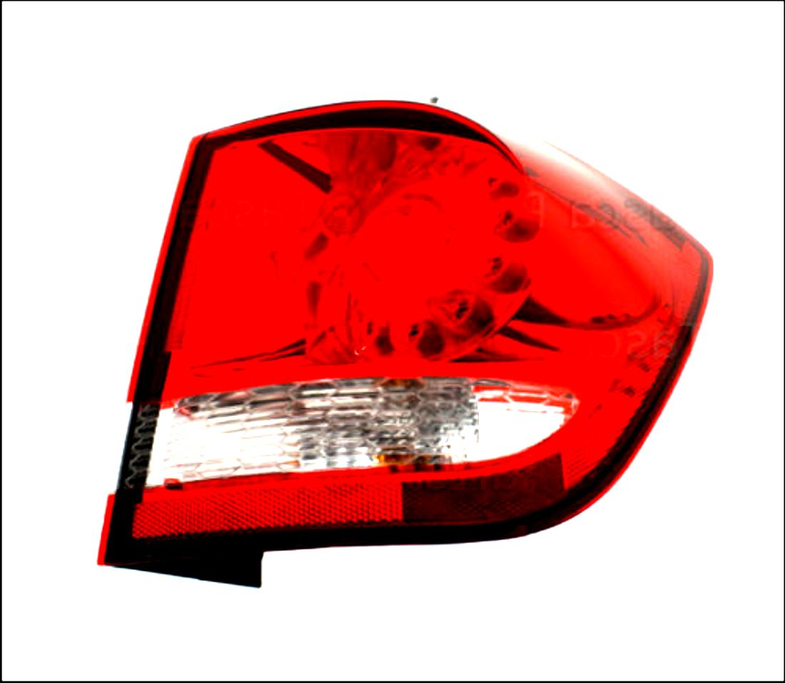 Dodge Journey 2011 2012 2013 2014 2015 tail light outer right passenger (Genuine part)