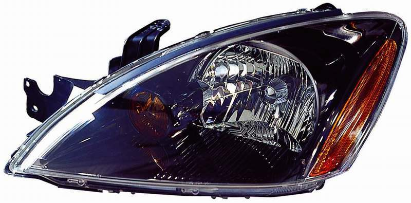 Mitsubishi Lancer 2004 2005 2006 2007 left driver headlight
