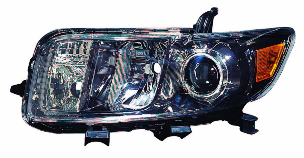 Scion XB 2008 2009 2010 left driver headlight