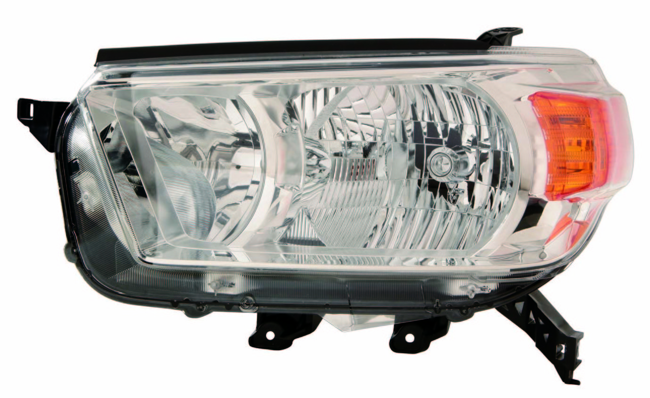 Toyota 4Runner limited / SR5 2010 2011 2012 2013 left driver headlight
