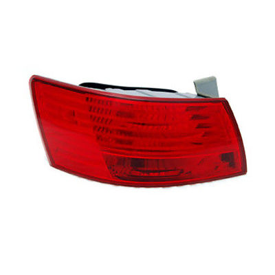 Hyundai Sonata 2009 2010 tail light left driver outer