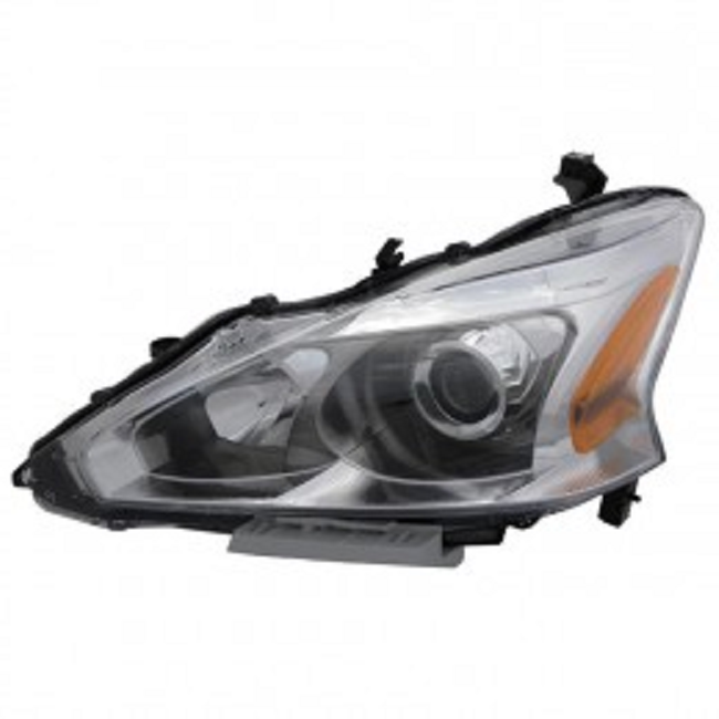 Nissan Altima sedan 2013 2014 2015 left driver headlight