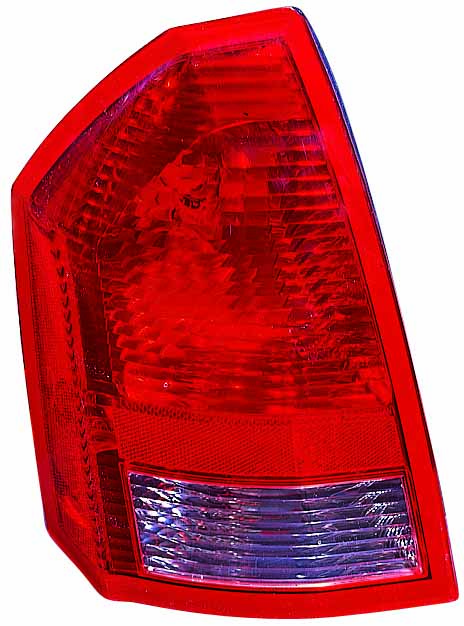 Chrysler 300 2005 2006 2007 tail light left driver