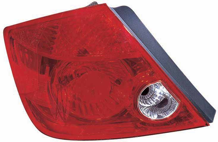 Scion TC 2005 2006 2007 tail light left driver