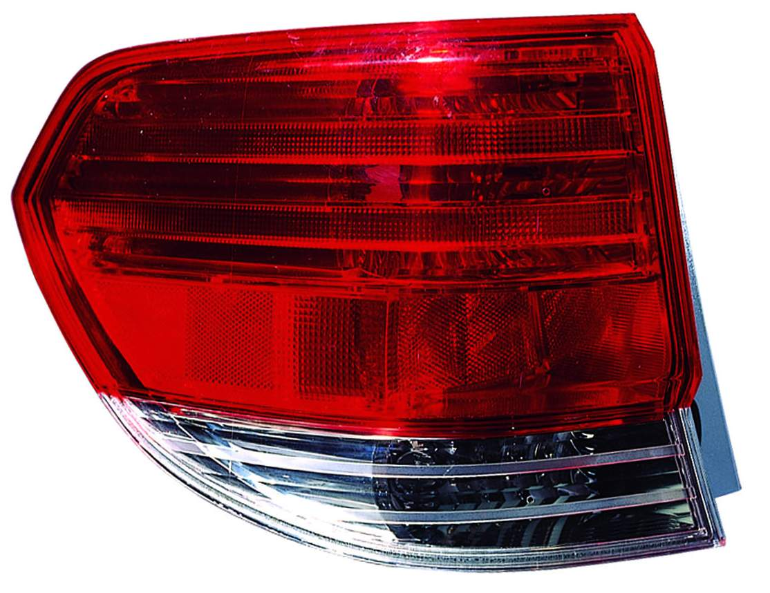 Honda Odyssey 2008 2009 2010 tail light outer left driver
