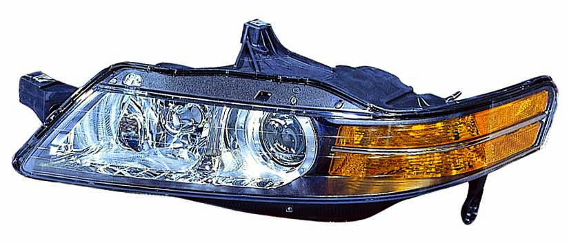 Acura TL 2004 2005 left driver HID headlight