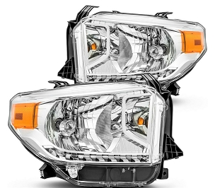 Toyota Tundra 2014 2015 2016 2017 pair right & left headlights