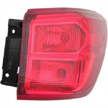 Nissan Pathfinder 2017 2018 2019 tail light right passenger