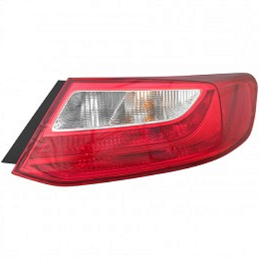 Honda Accord 2dr Coupe 2013 2014 2015 tail light right passenger