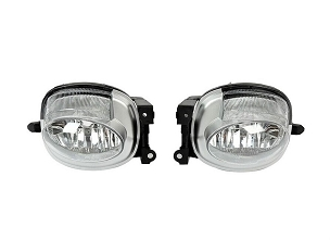 Lexus ES350 2007 2008 2009 fog lights left and right pair