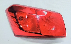 Kia Forte Koup / 2 dr Coupe 2014 2015 2016 left driver outer tail light