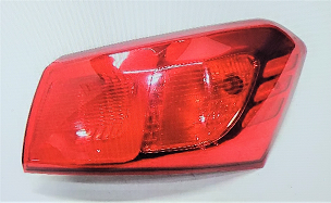 Kia Forte Koup / 2 dr Coupe 2014 2015 2016 right passenger outer tail light