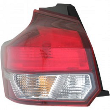 Nissan Kicks 2018 2019 2020 outer tail light left driver