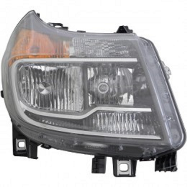 RAM Promaster 2014 2015 2016 2017 2018 right passenger headlight without DRL