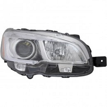 Subaru WRX 2015 2016 2017 2018 2019 right passenger headlight